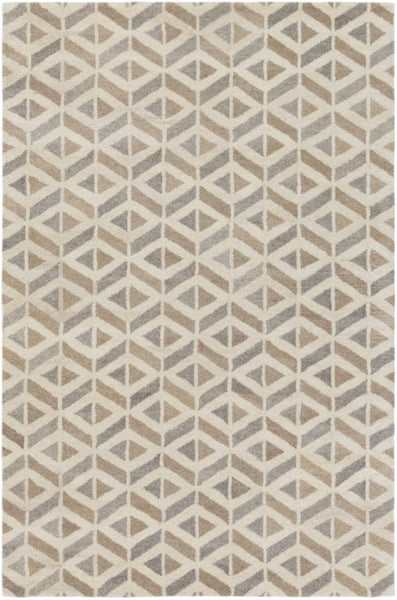 Hand Tufted Asheville Area Rug
