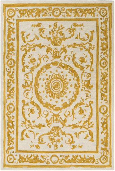Hand Hooked Armelle Area Rug