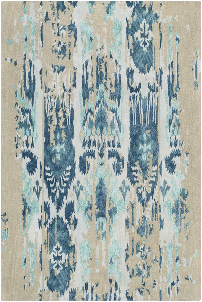 Hand Tufted Artist Studio Area Rug