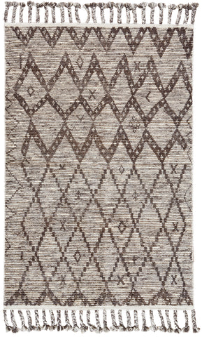 Vail Stone Hand Knotted Area Rug