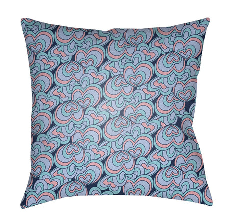 Carolina Coastal Pillow Cover-Kit