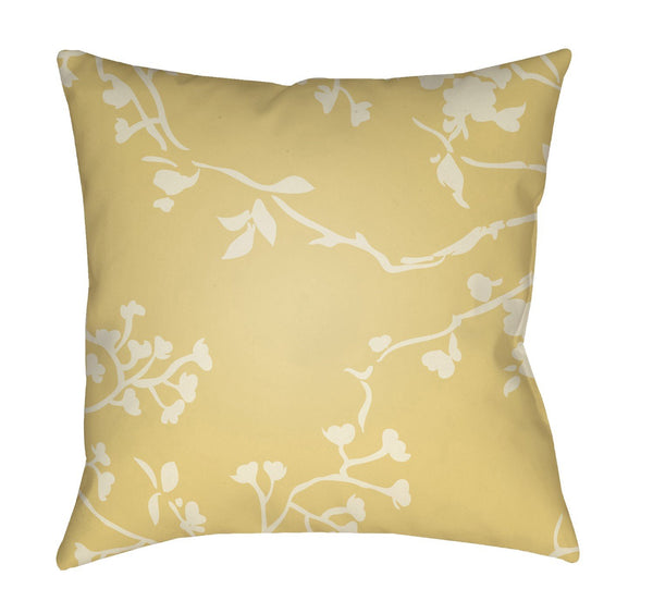 Chinoiserie Floral Pillow Cover-Kit