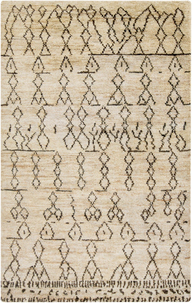 Hand Knotted Casablanca Area Rug