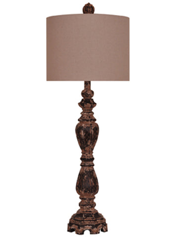 Balustrade Table Lamp, Set of 2
