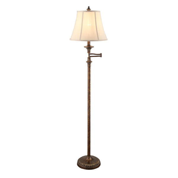 Barton Swing Arm Floor Lamp, Set of 2