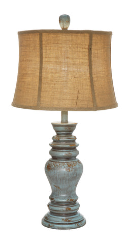 Barclay Table Lamp, Set of 2