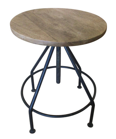 And Metal Barstools