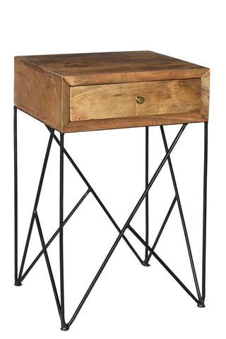 1 Drawer Accent Table