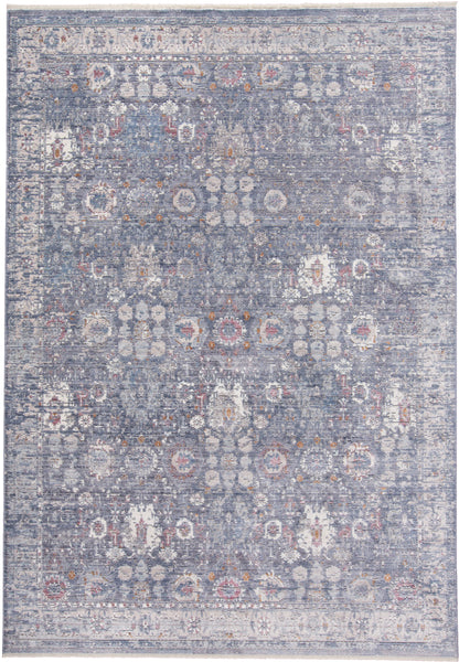 Tirza Moonlight Machine Made Area Rug