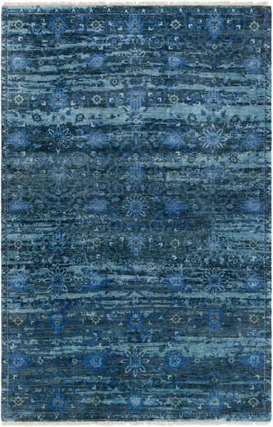 Hand Knotted Empress Area Rug