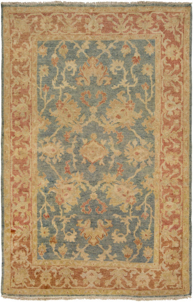 Hand Knotted Hillcrest Area Rug