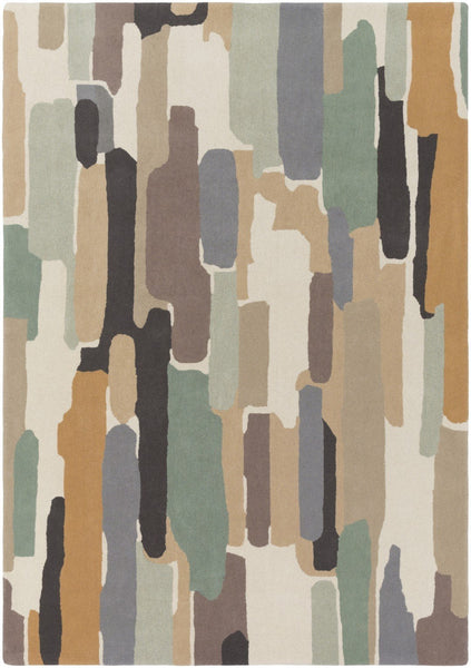 Hand Tufted Harlequin Area Rug