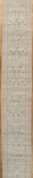 Khotan  Hand-Knotted Lamb's Wool Area Rug