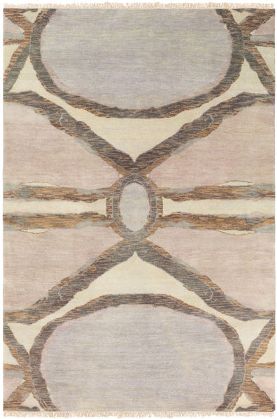 Hand Knotted Libra One Area Rug