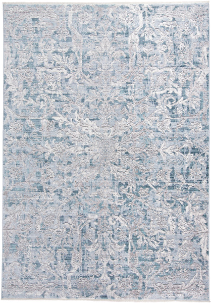 Tirza Atlantic Machine Made Area Rug