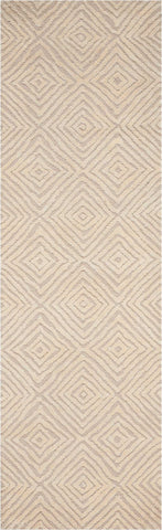 Modern Deco Runner Area Rug