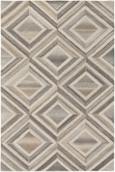 Hand Tufted Mountain Area Rug