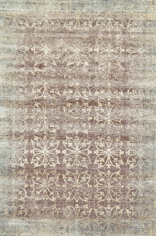 Margaux Smoke Machine Made Area Rug