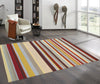 Hand-Woven Anatolian Wool/Cotton Area Rug