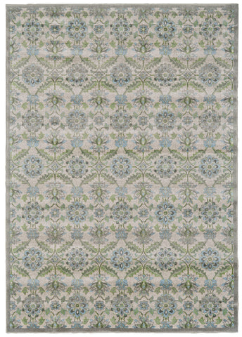 Alessandria Birch/Taupe Machine Made Area Rug