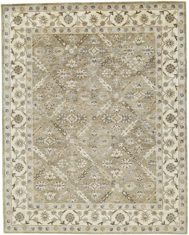 Botticino Sage Tufted Area Rug