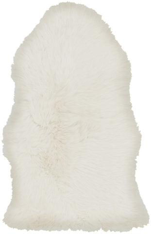 Hand Crafted Sheepskin Area Rug