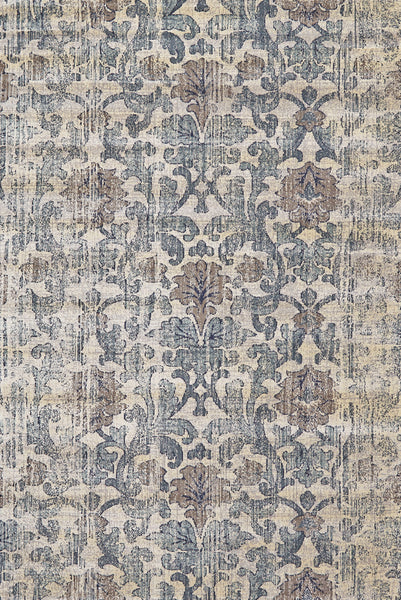 Margaux Driftwood Machine Made Area Rug