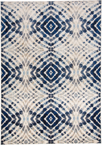 Carini Dusk Machine Made Area Rug