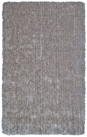 Uzuri Steel Tufted Area Rug
