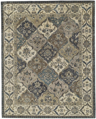 Botticino Multi Tufted Area Rug