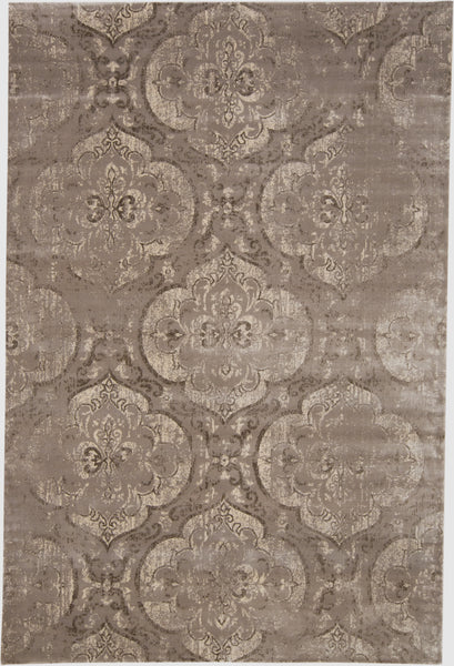 Margaux Graphite Machine Made Area Rug