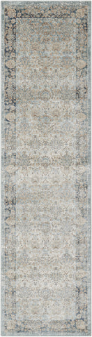 kathy ireland Home Malta Runner Area Rug