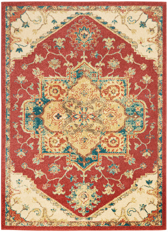 Traditional Vintage Area Rug
