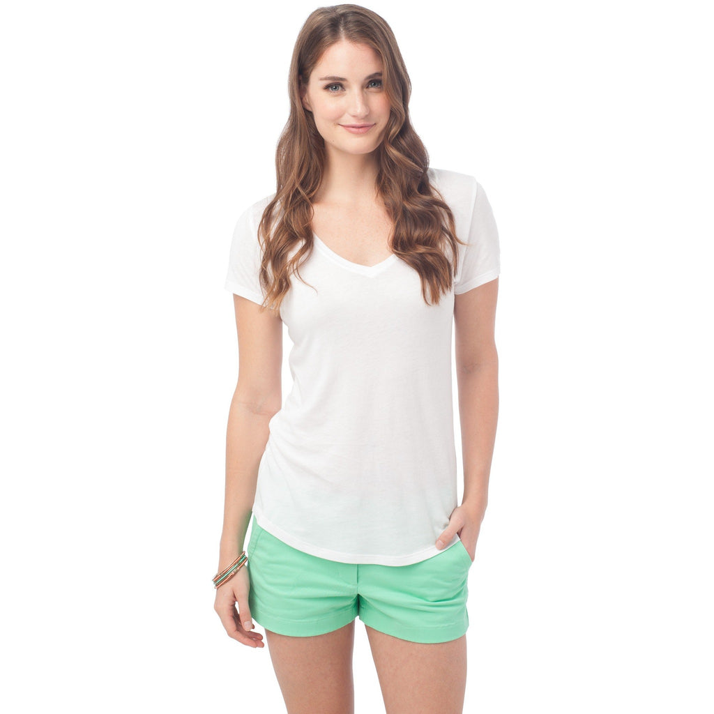 Southern Tide Katherine Tee White