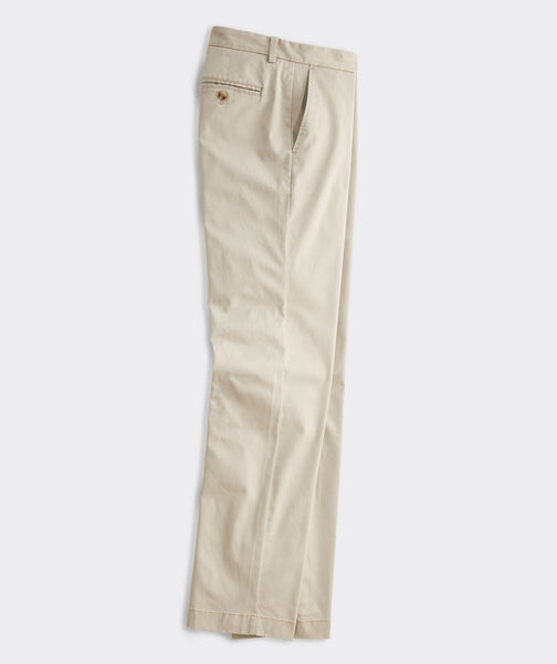Vineyard Vines Original Breaker Pants in Khaki