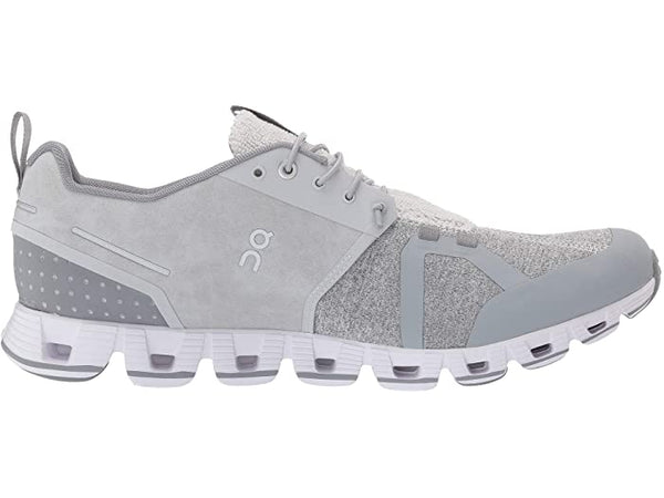 On Running Men's Cloud Terry Shoes Silver