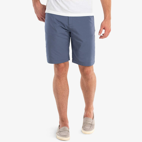 Johnnie-O Mulligan PREP-FORMANCE Shorts in Pacific