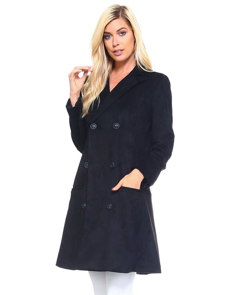 JOH Amber Coat Black