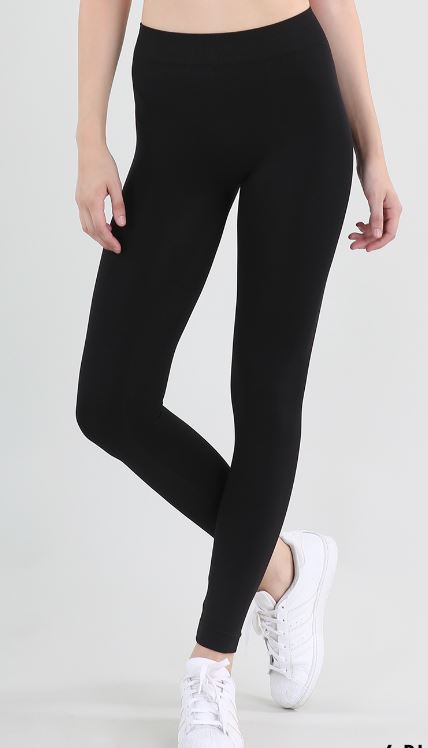 Nikibiki Ankle Length Leggings Black
