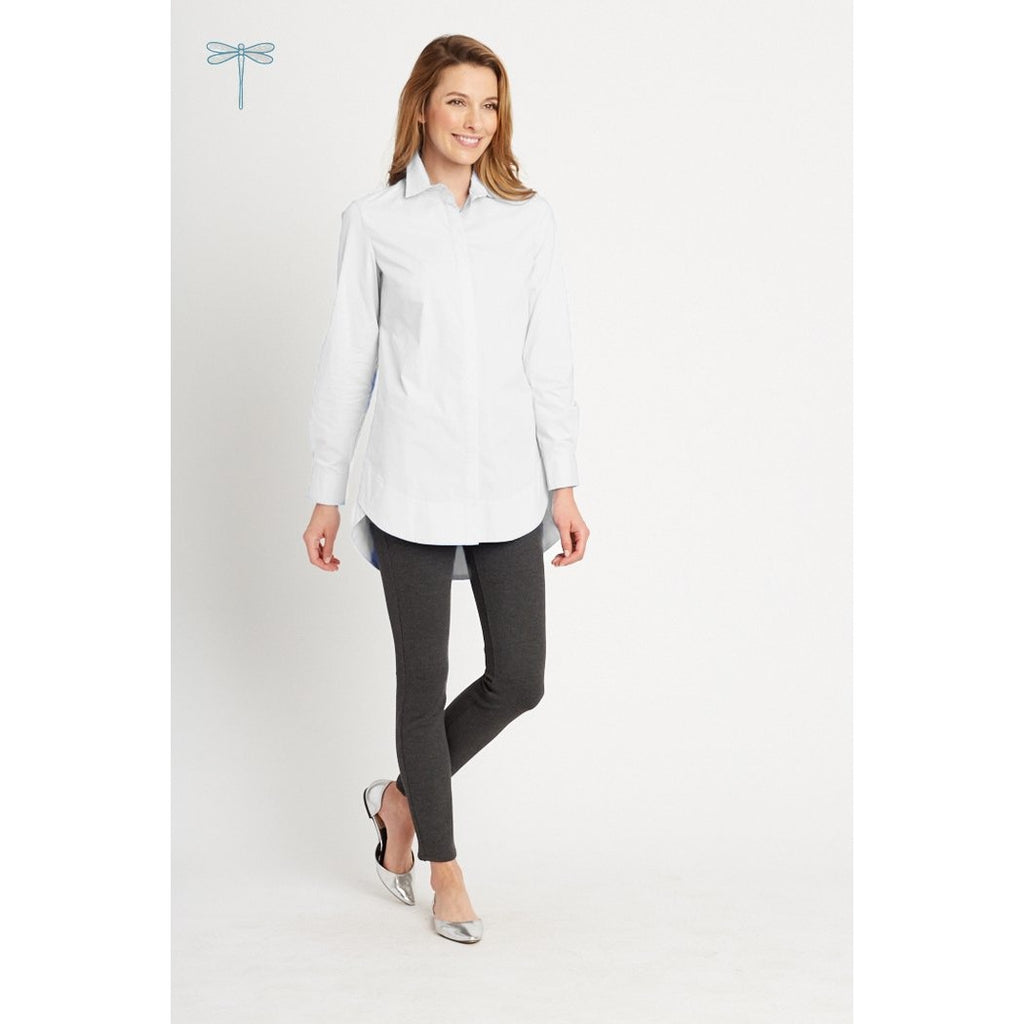 Tyler Boe Sherri Button Down Shirt White