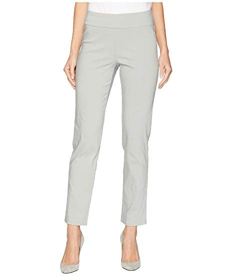 Krazy Larry Women's Pull On Ankle Pant Cement