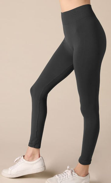 NikiBiki Signature Legging Charcoal