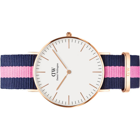 Daniel Wellington Classic Winchester 36MM Rose Gold