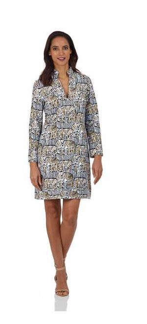 Jude Connally Kate Dress  Jude Cloth - Lucky Elephants