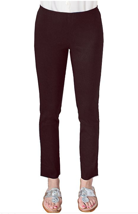 Gretchen Scott Gripeless Pant Espresso