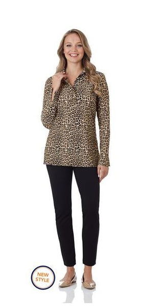 Jude Connally Logan Top Mini Leopard