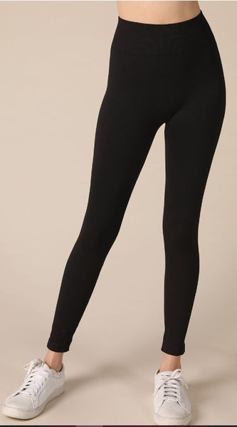 Nikibiki Signature Leggings Black