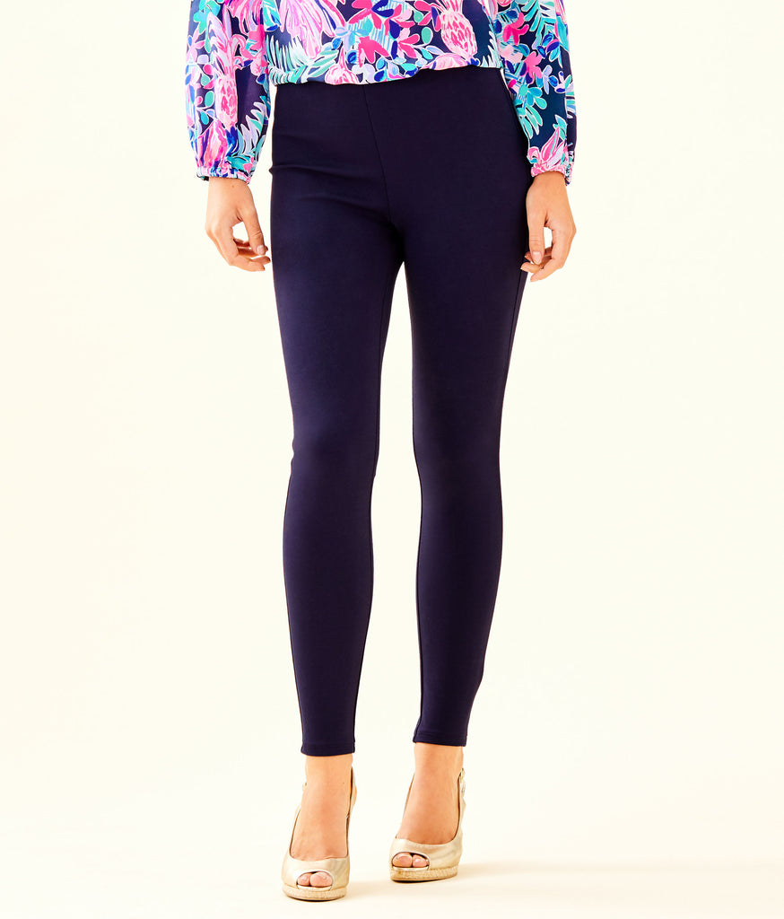 Lilly Pulitzer Nira Legging Midnight Navy