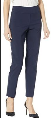 Krazy Larry Pique Pull On Pant Navy