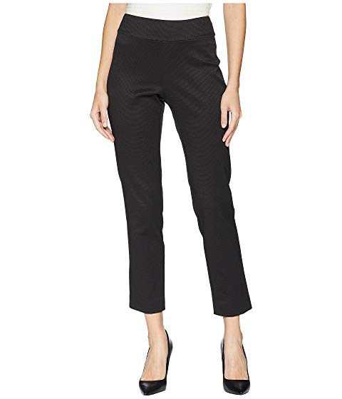 Krazy Larry Pique Pull On Pant Black